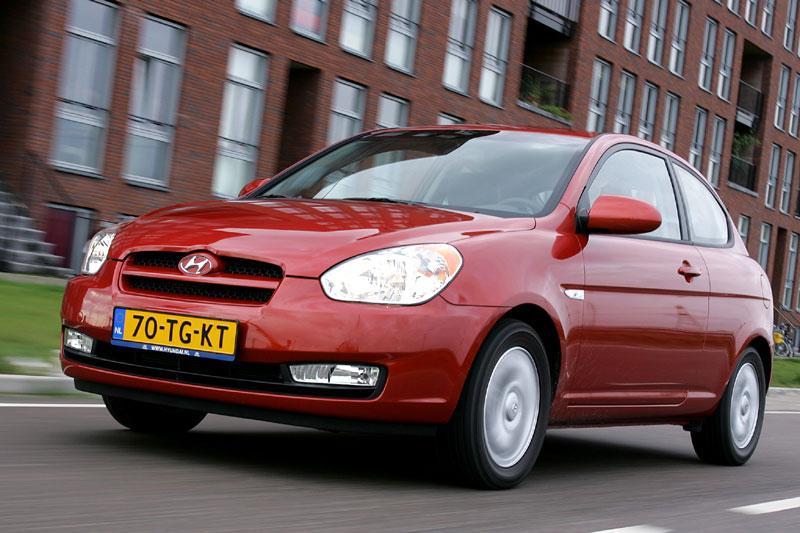 Hyundai Accent 1.4i DynamicVersion (2007)