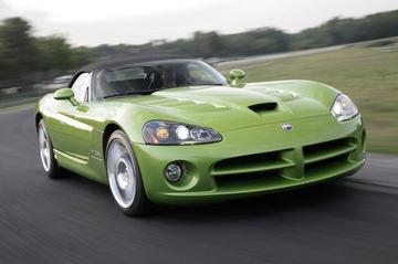 Dodge neemt extra giftige Viper in productie