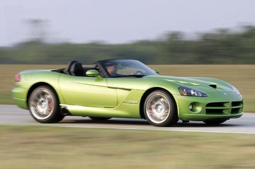 Chrysler gaat door met Viper