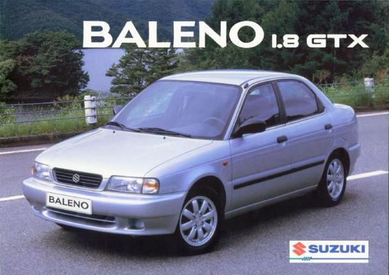 Suzuki Baleno,sedan,hatchback 1.8gtx