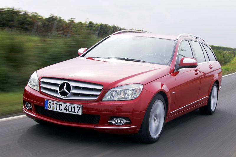Mercedes-Benz C Estate en C 63 AMG