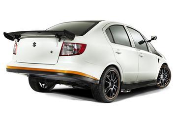 Wat allemaal kan met de Suzuki SX4 sedan