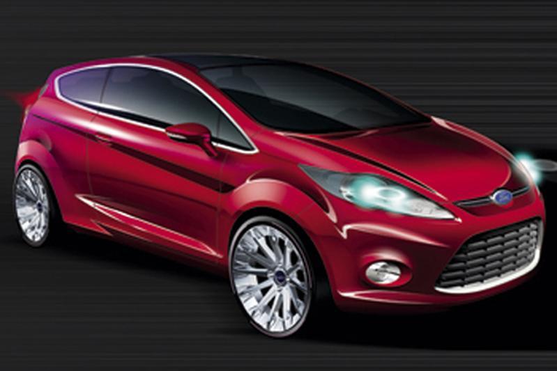 Exclusief: Ford Fiesta-opvolger!
