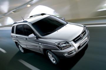 Kia Sportage 2.0 CRDi VGT 2WD X-ecutive (2007)