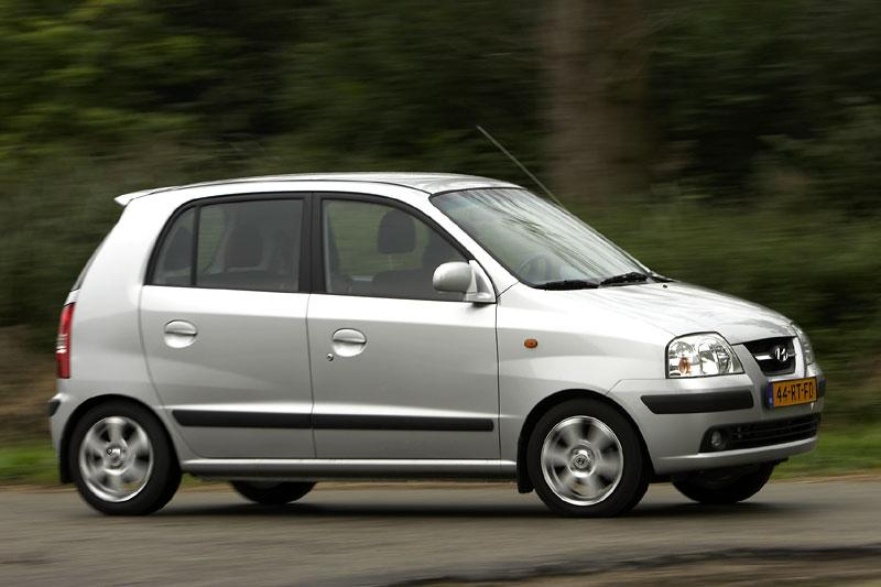 Hyundai Atos 1.1i DynamicVersion (2007)
