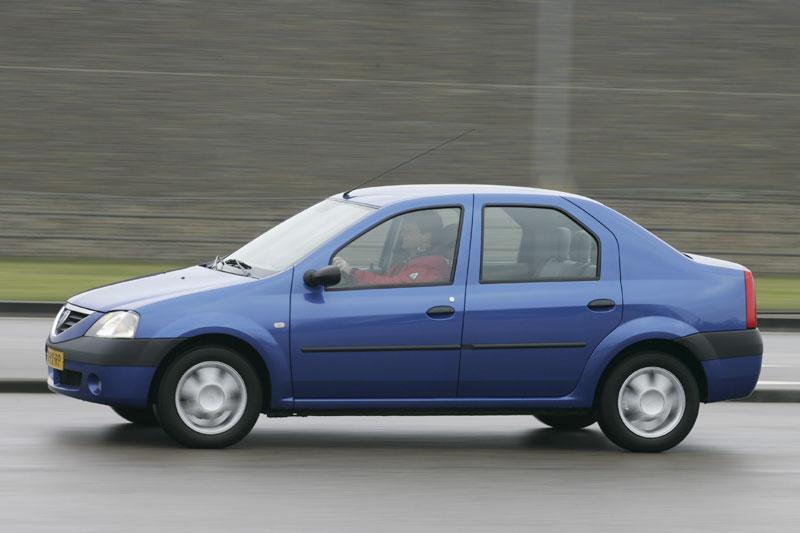 Dacia Logan 1.6 Lauréate (2006)