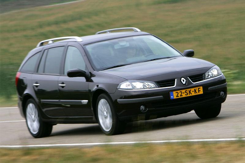 Renault Laguna Grand Tour 1.9 dCi 130 Tech Line (2006)