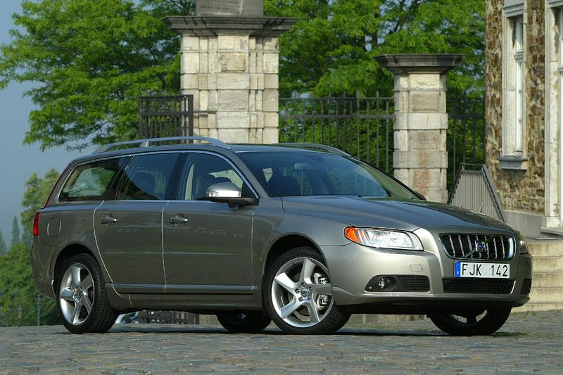 Volvo V70 2.4D Limited Edition (2009)