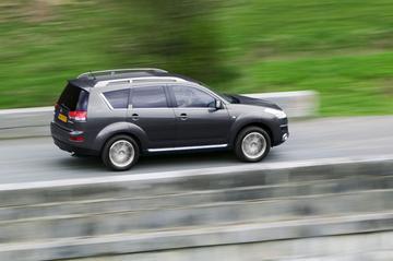 Gereden: Citroën C-Crosser