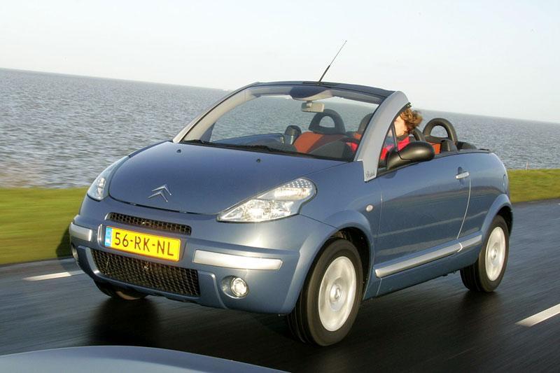 Citroen C3 Pluriel 1.6 16V (2006)