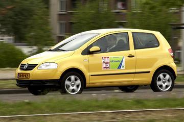 Volkswagen Fox 1.4 (2006)