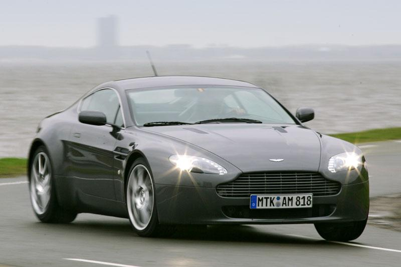 Aston Martin V8 Vantage (2006)