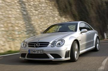 Brute Benz: CLK 63 AMG Black Series