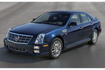 Grote Cadillacs op de helling