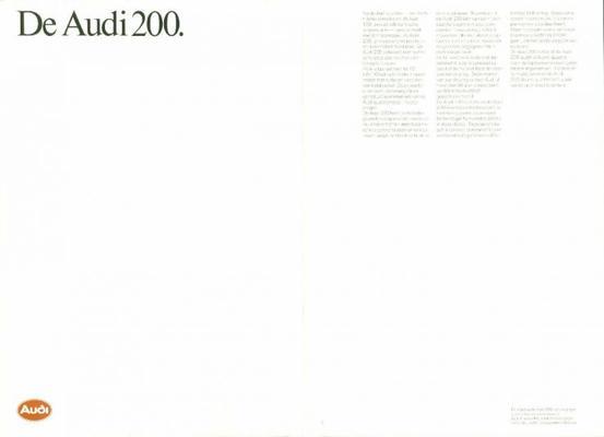 Audi 200 Quattro,avant Quattro,turbo
