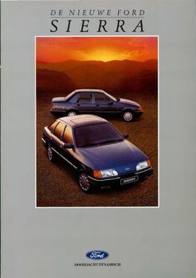 Ford Sierra Cl,gl,chia,s,xr 4x4,stationwagon