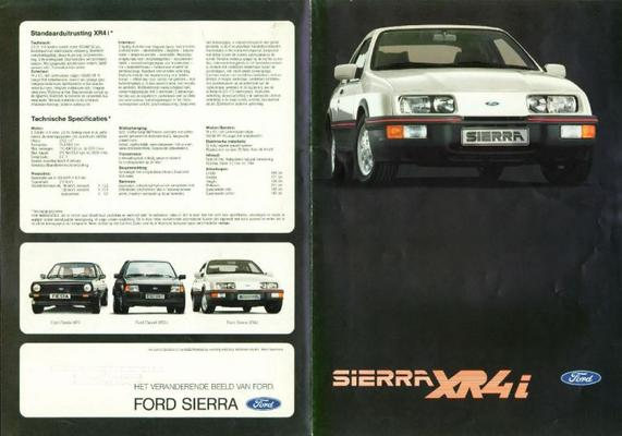 Ford Sierra Xr4 I