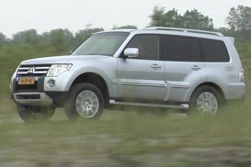 Video: Mitsubishi Pajero