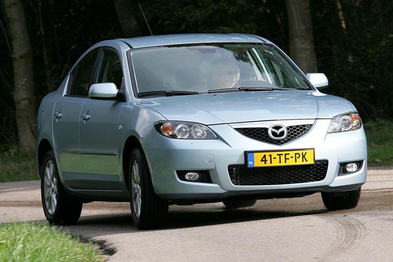 Mazda 3 Sedan 1.6 S-VT Executive (2007)