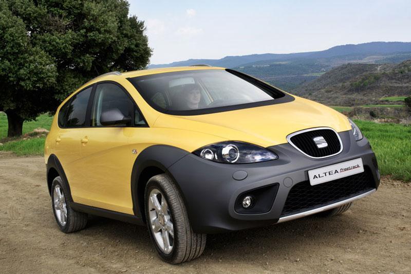 Seat Altea FreeTrack 2.0 TSI 4WD (2009)