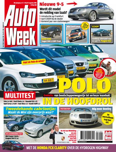 AutoWeek 31 2009