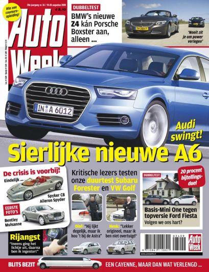 AutoWeek 34 2009
