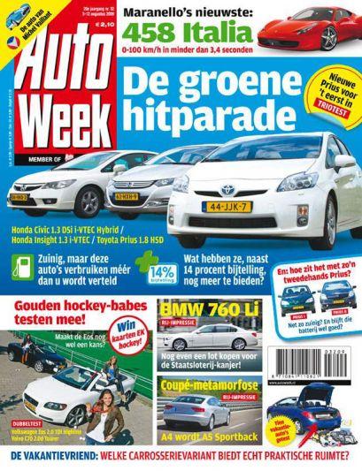 AutoWeek 32 2009