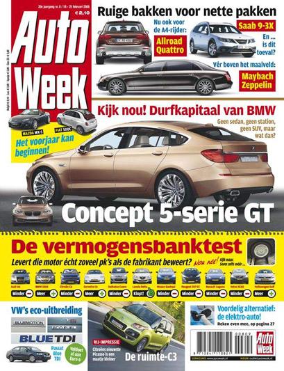 AutoWeek 8 2009