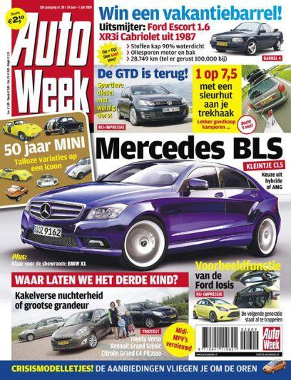 AutoWeek 26 2009