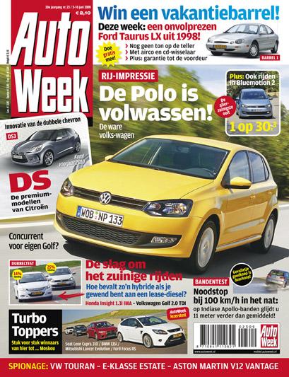 AutoWeek 23 2009