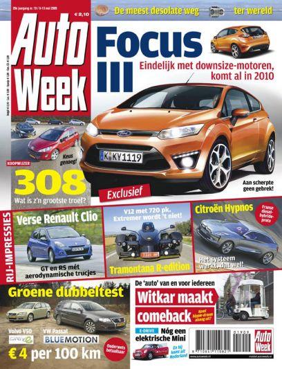 AutoWeek 19 2009