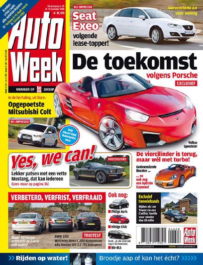 AutoWeek 46 2008