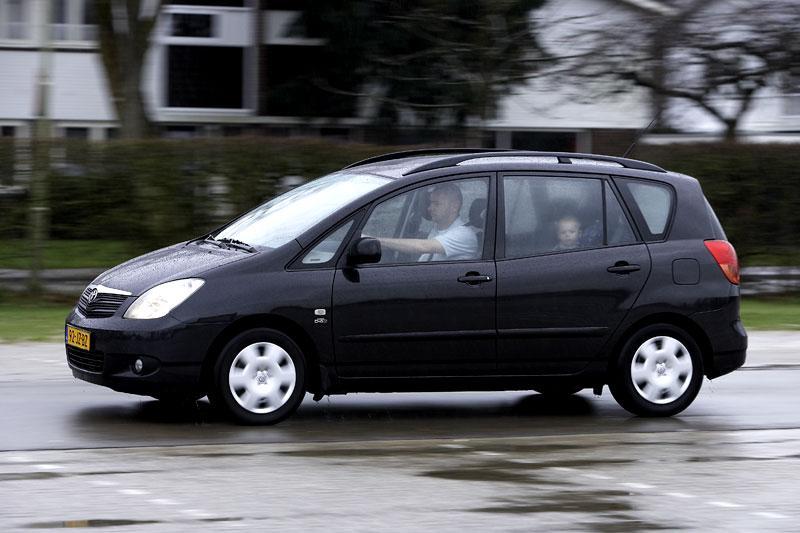 Klokje rond Toyota Corolla Verso