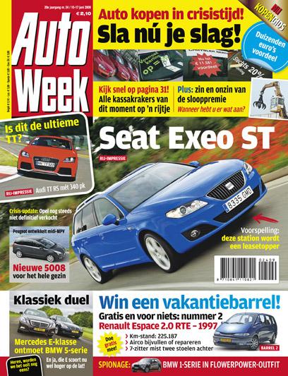 AutoWeek 24 2009