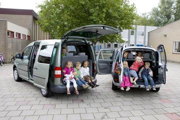 Volkswagen Caddy-Dacia Logan