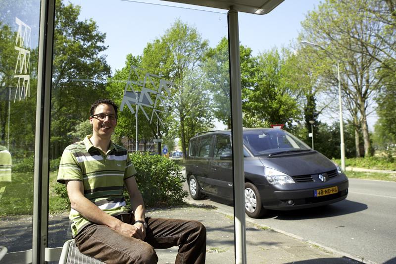 Klokje rond Renault Espace