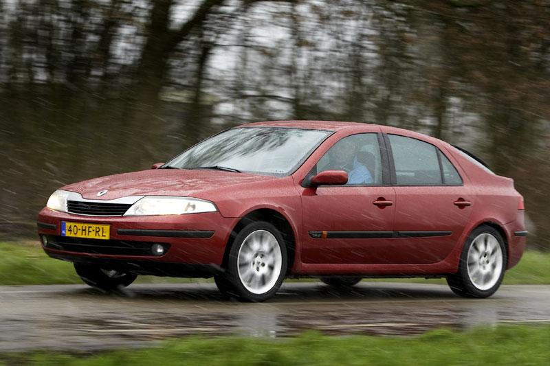 Klokje Rond: Renault Laguna