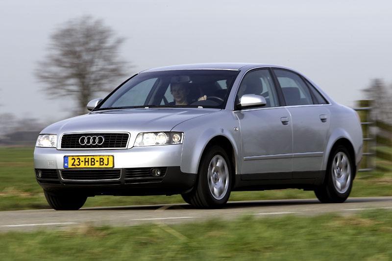 Klokje Rond: Audi A4