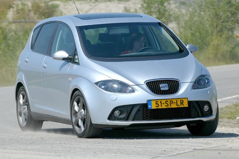 Seat Altea 2.0 TDI 170pk FR (2006)