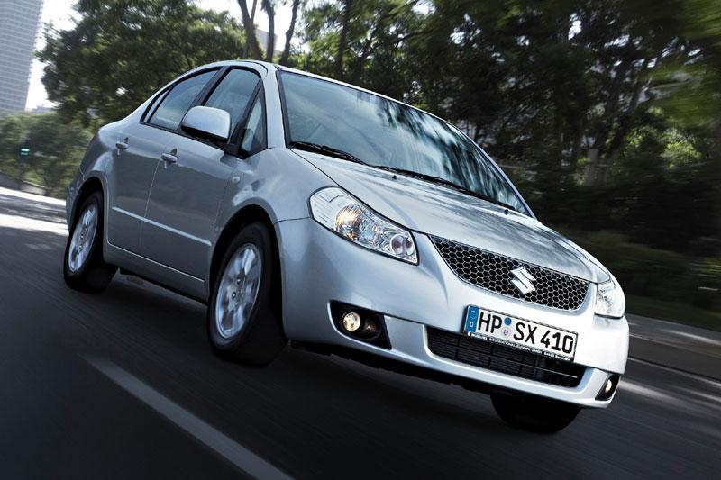 Suzuki verlaagt prijzen SX4