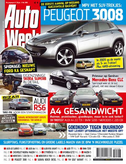AutoWeek 5 2008