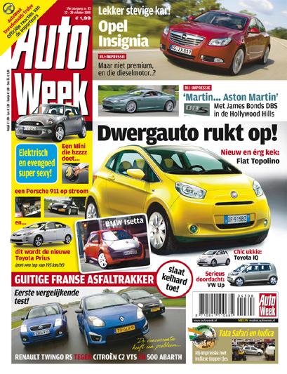 AutoWeek 43 2008