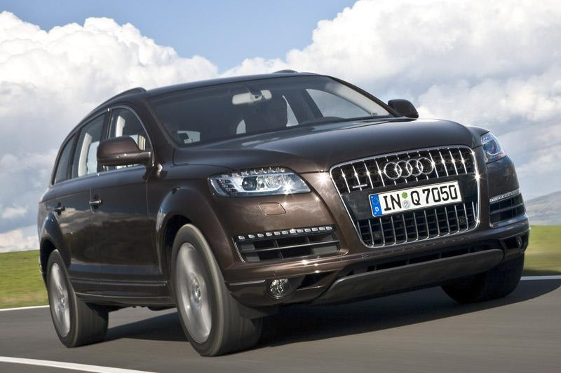 Audi Q7 3.0 TDI 245pk clean diesel quattro Pro Line + (2012)