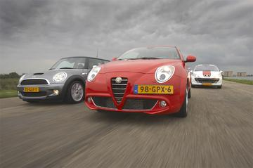 Alfa Romeo Mito-Mini Cooper S-Peugeot 207 Le Mans