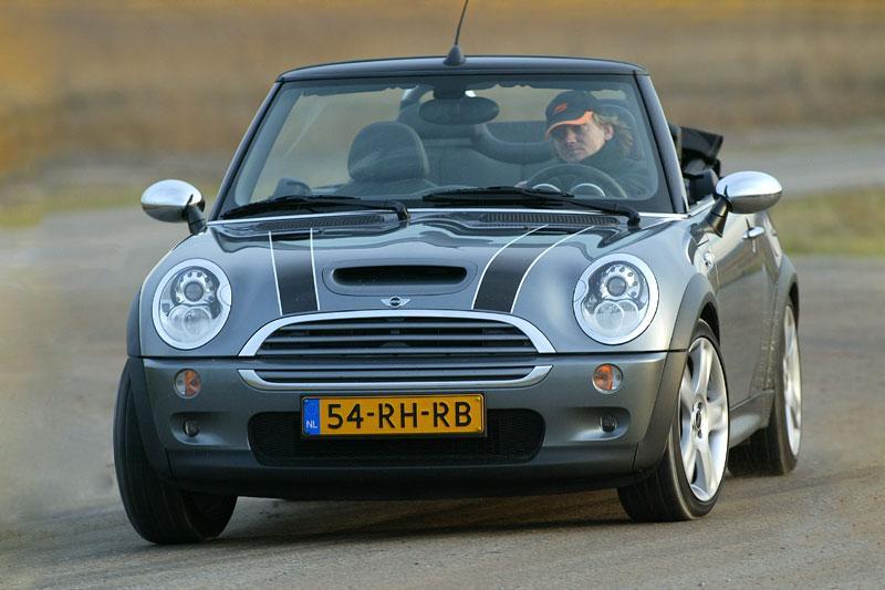 Mini Cooper S Cabrio (2006)