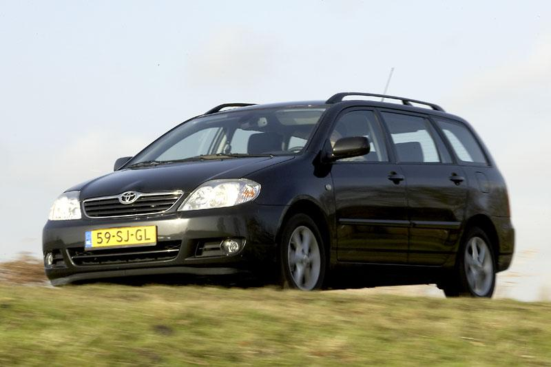 Toyota Corolla Wagon 1.6 16v VVT-i Linea Sol (2006)
