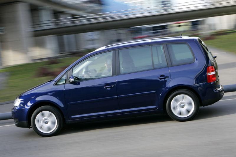 Volkswagen Touran 1.4 16V TSI 140pk Business (2006)