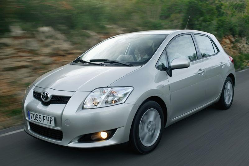Toyota Auris geprijsd