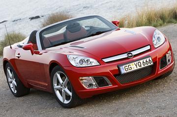 Opel GT (2008)