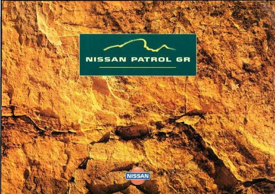 Nissan Patrol Gr, Td.6